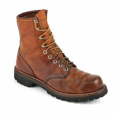 "RED WING SHOES ""Irish Setter Sport Boot"" Brown Leather Hiking Style Boots 10.5"