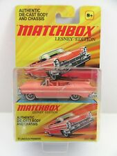 Matchbox Superfast Lesney Edition '57 Lincoln Premiere - Pink - Mint/Boxed
