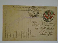 POSTA MILITARE FRANCHIGIA 24 DIVISIONE 16-1-1917 - X Rovigo ( n23-64)