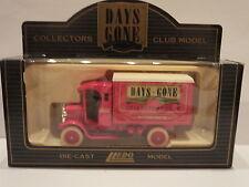 Lledo DG66 005 1926 Dennis Van consegna – collezionisti Club Inverno 1994/95