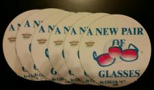 CHUCK C. A NEW PAIR OF GLASSES ALCOHOLICS ANONYMOUS AA COLLECTION OF CD's