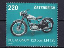 Österreich ANK Nr. 3229 postfrisch, Motorräder - Delta Gnom 123 ccm LM125