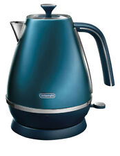 NEW Delonghi Distinta Flair kettle - Prestige Blue KBI2001BL