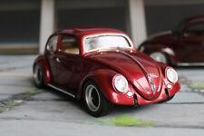 VW Käfer, Ovali, Tuning, 1:18, Bburago, Porsche,Fuchs Alufelgen, OVP