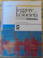 LEGGERE LA SOCIETA' - GIOVANNI BAI - SIMONE SCUOLA