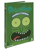Rick And Morty: Stagione 03 (Mediabook CE) (2 Dvd) EAGLE PICTURES
