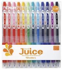 Pilot gel ballpoint pen juice LJU120UF-12C 0.38mm 12 color set