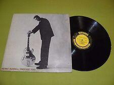 "Kenny Burrell - S/T - 1st 1957 ""PRESTIGE 7088"" (Promo) RVG / MONO 446 W 50th St"
