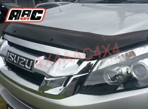 Bonnet Protector to suit Isuzu D-MAX DMAX 2012 2013 2014 2015 2016 Tinted Guard