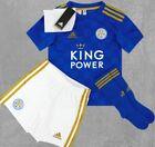 New Leicester City 4-5 Years Boys Football Full Kit Shirt Shorts Socks