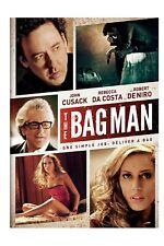 NEW DVD - THE BAGMAN - ROBERT DeNIRO, JOHN CUSACK, REBECCA DA COSTA,