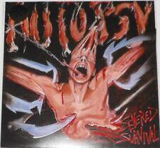Autopsy - Severed Survival LP / Vinyl Re (2017) Death Metal