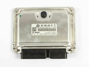2006-2010 Volkswagen Beetle Engine Control Unit 07K906032CP