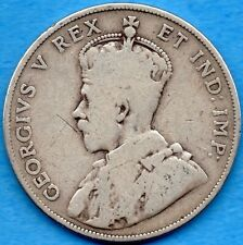 Canada 1911 50 Cents Fifty Cents Silver Coin - Very Good