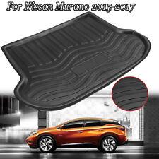 Rear Trunk Cargo Boot Mat Liner Floor Tray For Nissan Murano 2015 2016 2017