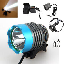 5000lm XM-L T6 LED Headlight Front Bike Bicycle HeadLamp Head Light 6x18650 Lamp