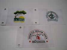"2008 USGA Golf Hole Pin Souvenir Flags, 8 1/2"" x 5 1/4"" - NEW"