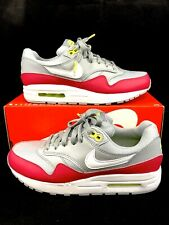 Sizes 3.5 TO 6 Nike Junior Air Max 90 EZ Trainers Brand New Grey//Black//Red