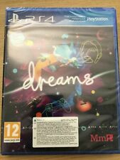 Dreams (PS4) New & Sealed - In Stock Now - Same Day Dispatch - PAL - Region Free