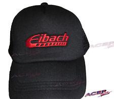 Eibach Cap authentic trucker hat Icon black Lrg / Xlrg apparel