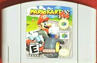 Mario Kart 64 Nintendo 64 Game - N64 - Players Choice - Tested - Authentic - VG