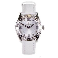 Festina Watch White Leather Strap Dream F16537/1