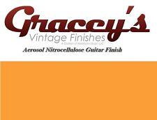 -Capri Orange- Gracey's Vintage Finishes Nitrocellulose Guitar Lacquer Aerosol.
