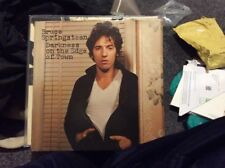 BRUCE SPRINGSTEEN L.P. 1978.   'DARKNESS ON THE EDGE OF TOWN.'   CBS 86061.  EX.