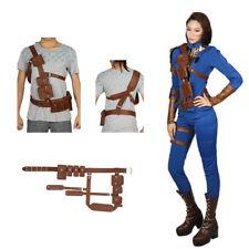 XCOSER Sole Survivor Cosplay Costume Accessoy Belt Strap Hallowen Props Unisex