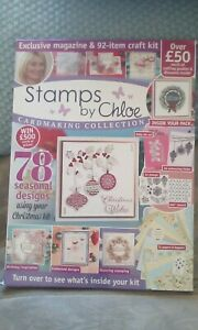 Craft room clear out Stamps by Chloe card making collection box magazine