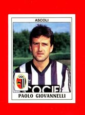 CALCIATORI Panini 1989-90 - Figurina-sticker n. 13 - GIOVANNELLI - ASCOLI -New
