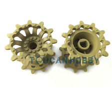 HengLong 1/16 Scale Challenger Ii Rc Tank 3908 Plastic Sprockets Driving Wheels