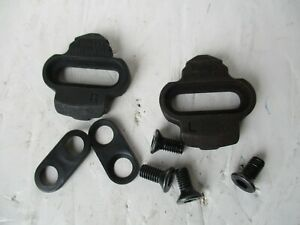 SPD MTB Bike Cleats Pedal Clipless Cleat Set Racing Riding Equipment For Wellgo