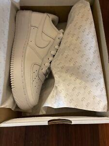 Nike Air Force 1 GS *White* AF1 Kid Youth Sneakers SZ 6Y
