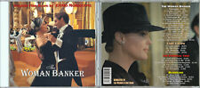 THE WOMAN BANKER (complete) + 4 OTHER SCORES Ennio Morricone LIMITED IMPORT