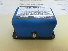 INDIKON COMPANY INC. A3JH090B VIBRATION PICKUP HORIZONTAL SENSING NEW