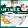 Occhiali Sicurezza per Medico Occhiali Antiappannamento Antipolvere Antispruzzo