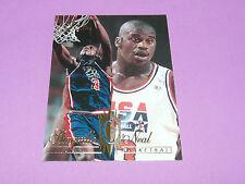 SHAQUILLE O'NEAL USA TEAM FLEER 94-95 1994 NBA BASKETBALL CARD