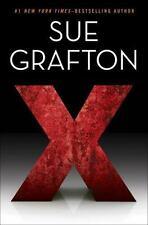 X  (ExLib) by Sue Grafton