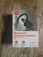 Motorola Bluetooth Wireless Headset H725 Voice assistant compatible