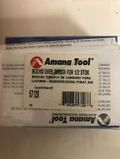 Amana Tool 57128 Solid Surface Sink Round Over Bit