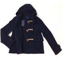 RRP £ 275 Ralph Lauren filles Toggle-Front laine duffle-coat veste. TAILLE 12-14 Y