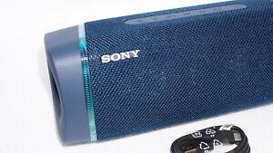 SONY SRS-XB33 Extra Bass Bluetooth Speaker BLUE
