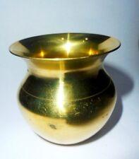 Brass Lota Kalash Gagar Pot Hindu Religious Temple Puja Havan Diwali Navratra