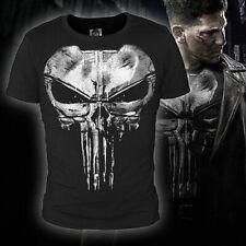 The Punisher T-Shirt New Daredevil T-Shirt Cosplay Superhero T-Shirts Tank