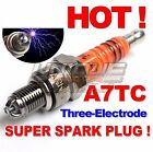 Scooter GY6 50cc 150cc High Performance 3 Electrode Spark Plug