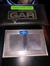 Gar Precision Reference Standard 161 Ra 1195 Ra