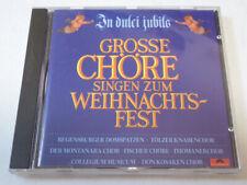VARIOUS <  In Dulci Jubile - Grosse Chöre Singen zum Weihnachtsfest  > VG+ (CD)