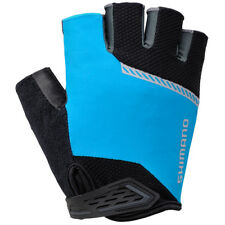 Shimano Women's, Original Fingerless bike-riding-cycling Gloves, Blue, Medium