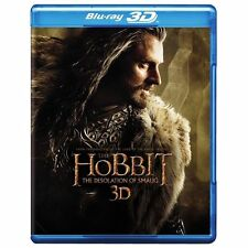 The Hobbit: The Desolation of Smaug (2013) Blu-ray 3D - Brand New!